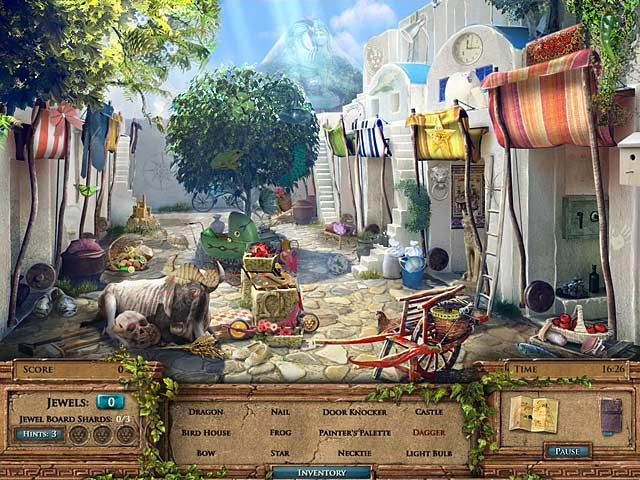Game screenshot 1 Jewel Quest Mysteries: The Seventh Gate
