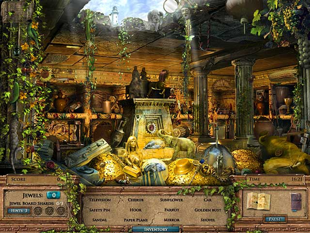 Game screenshot 3 Jewel Quest Mysteries: The Seventh Gate