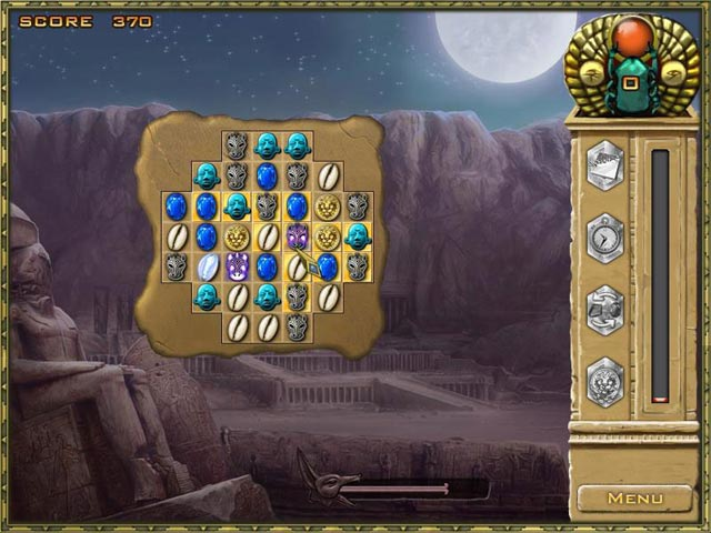 Jewel quest solitaire 3 ipad iphone android mac pc for Big fish solitaire games
