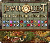 Jewel Quest 6: The Sapphire Dragon icon