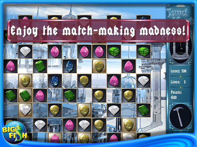Screenshot for Jewel Match