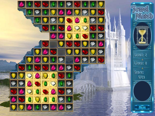 Game screenshot 1 Jewel Match