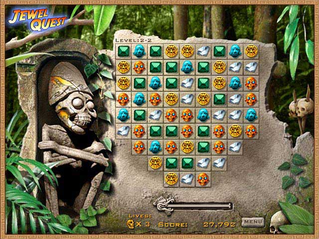 Jewel quest ipad iphone android mac pc game big fish for Big fish games free download full version
