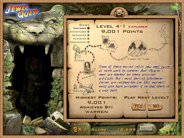 Game screenshot 3 Jewel Quest