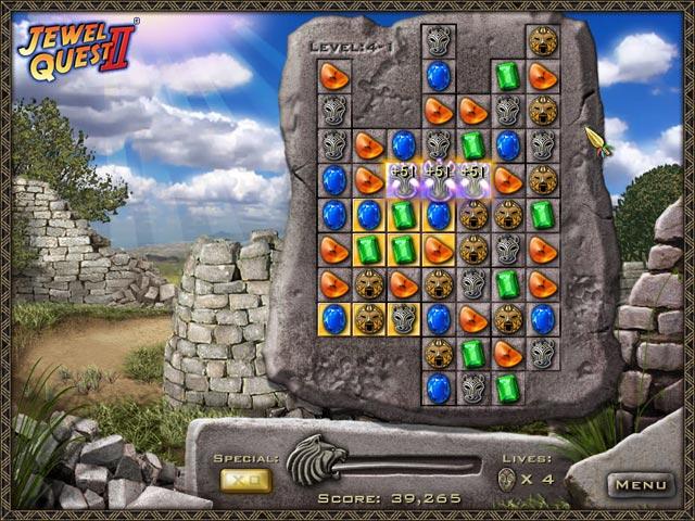 Game screenshot 1 Jewel Quest II