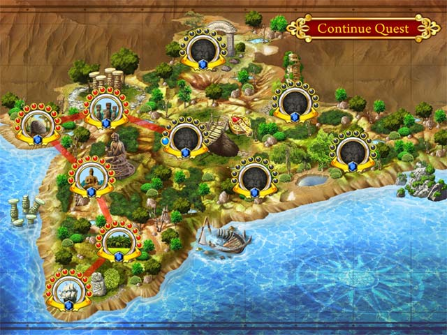 Jewels of the East India Company – Mac Screenshot-3