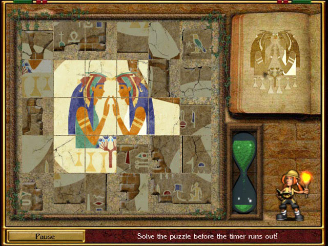 Game screenshot 3 Jewels of Cleopatra