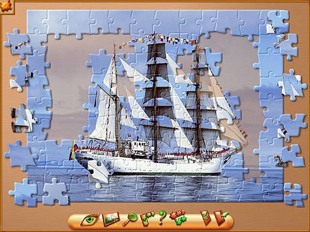 Game screenshot 3 Jigsaw World