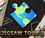 Feature screenshot game Jigsaw World Tour 3