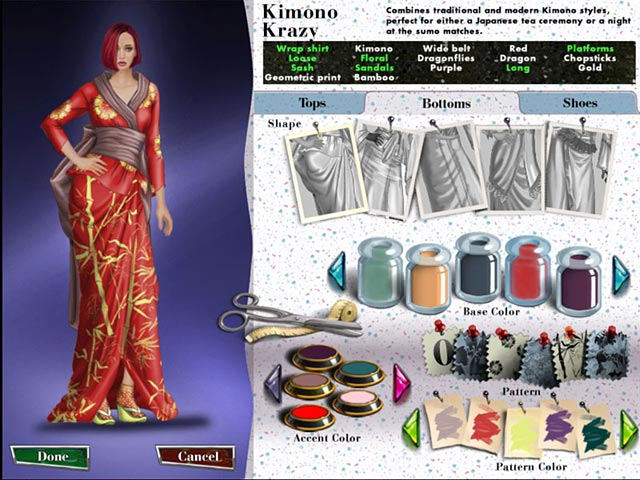 Play jojo 39 s fashion show world tour online games big fish Online fashion designer games