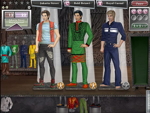 Game screenshot 3 Jojo's Fashion Show: World Tour