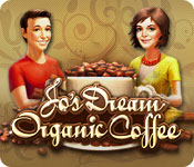 Feature screenshot game Jo's Dream: Organic Coffee