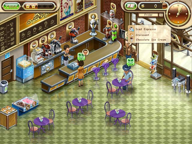Game screenshot 2 Jo's Dream: Organic Coffee