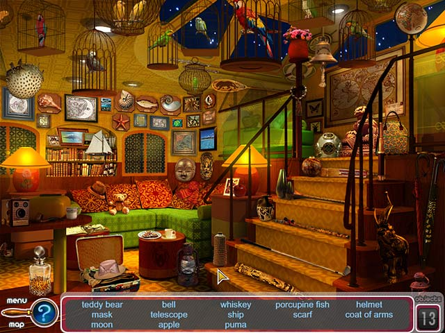 Game screenshot 1 Journalistic Investigations: Stolen Inheritance