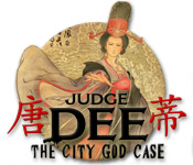 Feature screenshot game Judge Dee: The City God Case