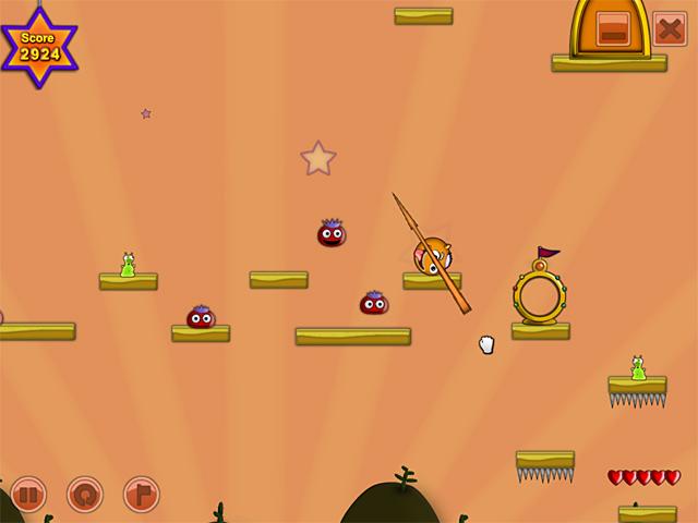 Game screenshot 1 Jump, Bobo! Jump!