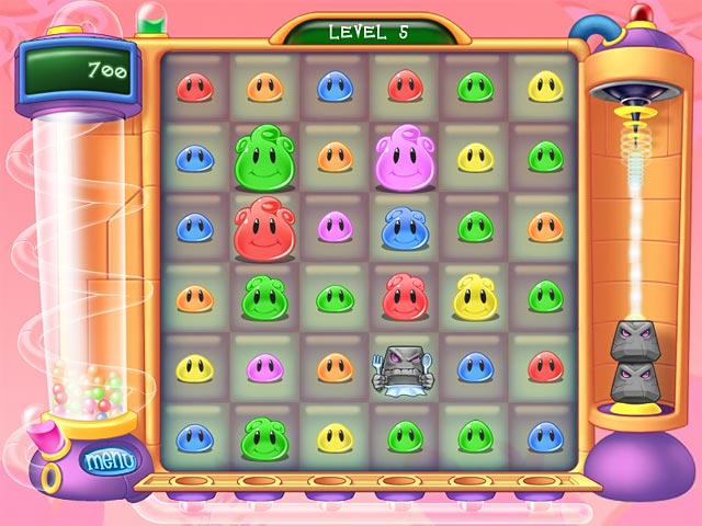 Game screenshot 1 Jump Jump Jelly Reactor