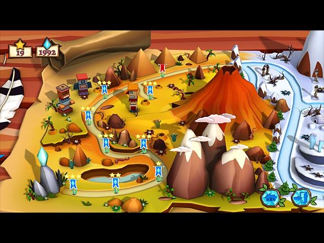 Game screenshot 3 Jungle vs. Droids