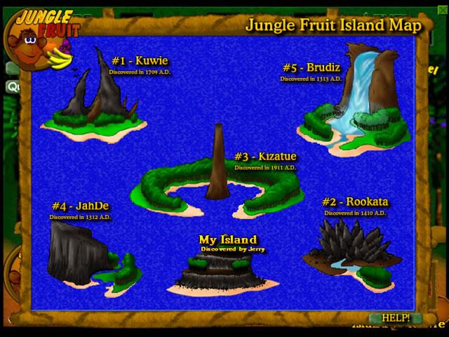 Game screenshot 2 Jungle Fruit