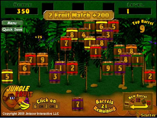 Game screenshot 3 Jungle Fruit