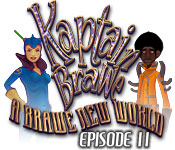Kaptain Brawe - Episode II casual game