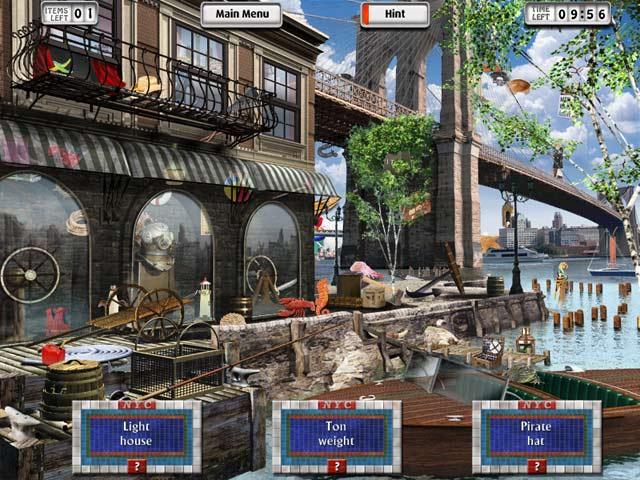 Game screenshot 2 Keys to Manhattan