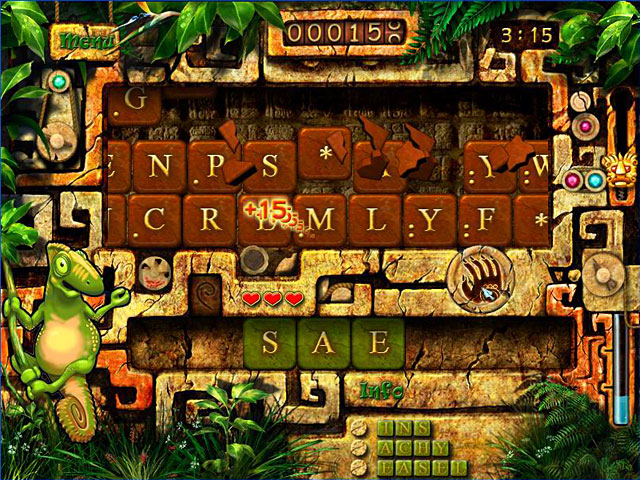 Game screenshot 1 Key Words