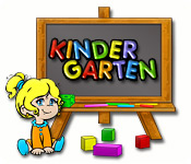 Kindergarten casual game