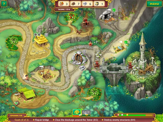 Game screenshot 1 Kingdom Chronicles Collector's Edition