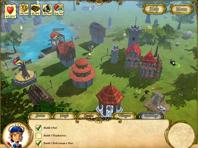 Game screenshot 1 King's Legacy