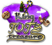 Feature screenshot game King Tut`s Treasure