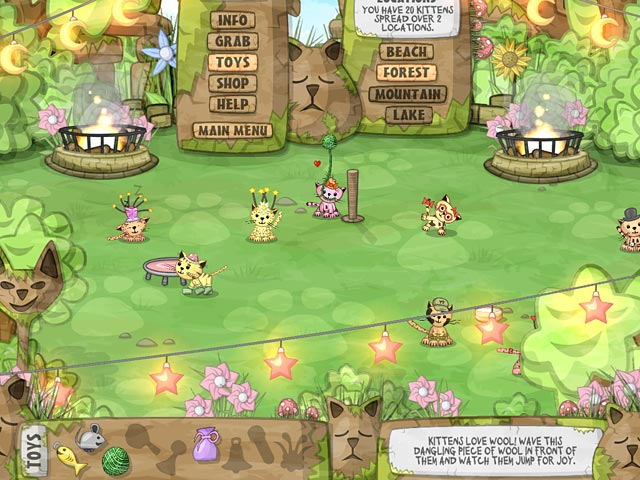 Kitten Sanctuary &#8211; Mac Screenshot-2