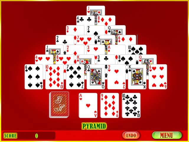 solitaire card games 3 card klondike