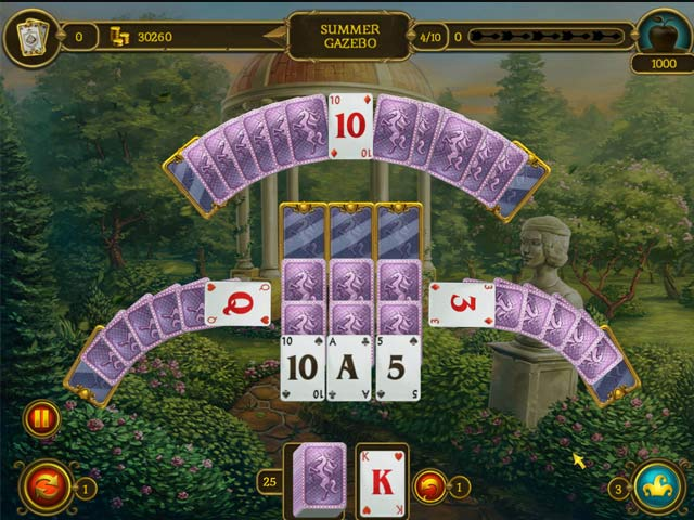 Game screenshot 3 Knight Solitaire 2