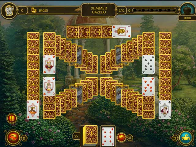 Game screenshot 3 Knight Solitaire 3