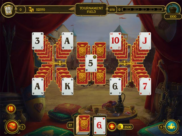 Game screenshot 3 Knight Solitaire