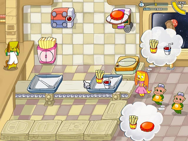 Game screenshot 3 Kukoo Kitchen