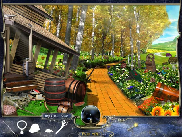Game screenshot 1 L. Frank Baum's The Wonderful Wizard of Oz