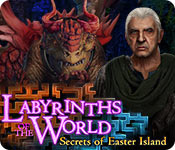 Labyrinths of the World: Secrets of Easter Island Walkthrough