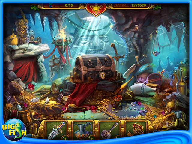 Screenshot for Lamp of Aladdin