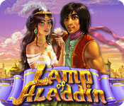 free download Lamp of Aladdin game