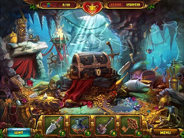 Game screenshot 2 Lamp of Aladdin