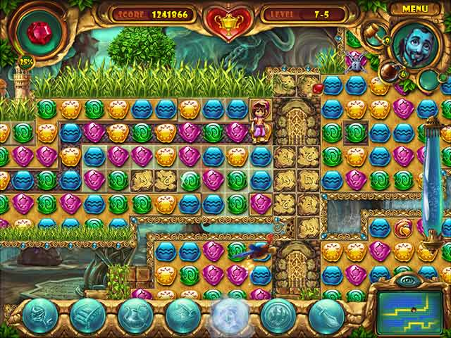 Lamp of Aladdin Screenshot-3