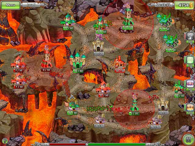 Game screenshot 2 LandGrabbers