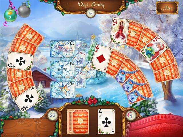 Game screenshot 3 Lapland Solitaire