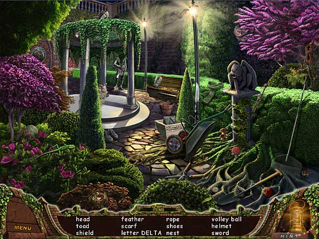 Game screenshot 1 Lara Gates: The Lost Talisman