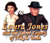 Laura Jones and the Secret Legacy of Nikola Tesla
