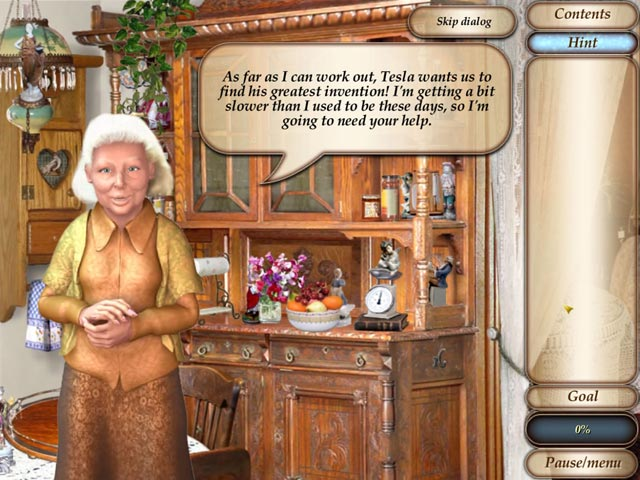 Game screenshot 3 Laura Jones and the Secret Legacy of Nikola Tesla