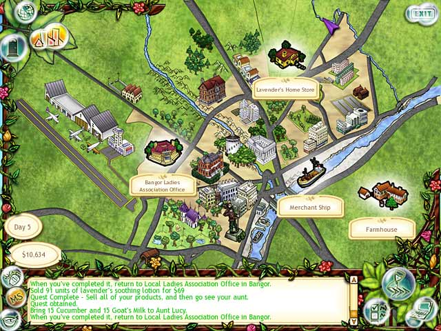Game screenshot 2 Lavender`s Botanicals