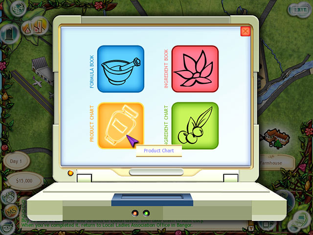 Game screenshot 3 Lavender`s Botanicals